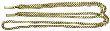 Zoot Suit Chain Gold  Costume Accessories