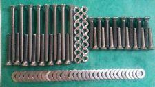 These für: Land Rover 110 Schutz Seite Türscharnier Schrauben erhöhte CSK