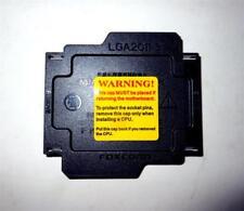 Intel LGA2011-3 v3, v4, CPU Socket Protector Cover X99 C610 Motherboard Foxconn