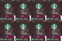 176 Count Starbucks Caffe Verona Dark Roast K-Cups Best Before August 2020