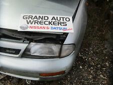Nissan Bluebird U13 1995 KA24   L/H Headlight