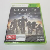 HALO Reach (Microsoft XBOX 360) PAL Video Game NEW + SEALED