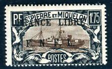 ST PIERRE et MIQUELON 1941 Yvert 242 ** POSTFRISCH (F4445
