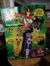 Mighty Morphin Power Rangers Electronic megazord BanDai NEW unopened sealed
