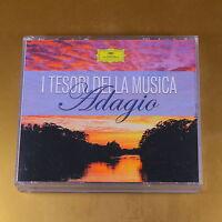 I TESORI DELLA MUSICA - ADAGIO - 3CD - 2011 - OTTIMO CD [AI-121]