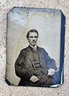 Civil War Tintype 6th Volunteer Maine Militia Infantry Regiment ? Union for sale