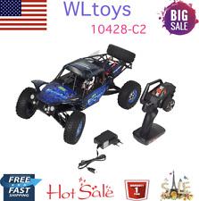 WLtoys 10428-C2 1/10 2.4G 4WD Rock Crawler Off-Road Buggy RC Car RTR W2F8