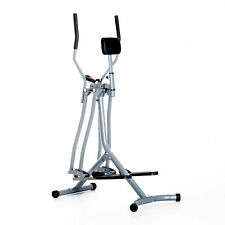 Air Walker Glider Cross Trainer Home Gym Fitness Exercise Machine with LCD