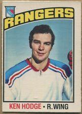 1976-77, O-PEE-CHEE Hockey, #'1-110, including error cards, UPick from list