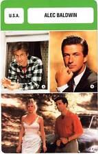 FICHE CINEMA :  ALEC BALDWIN -  USA (Biographie/Filmographie)