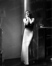 8x10 Print Myrna Loy Beautiful Fashion Portrait 1933 #ML454