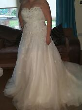 chelsea by donna lee wedding dress