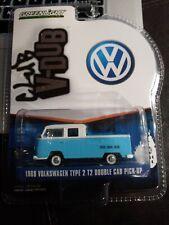 Greenlight Club V-Dub 1968 Volkswagen Type 2 T2 Double Cap Pick Up Series 4 2016