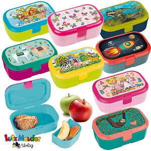 LUNCHBOX für KINDER - Brotdose Brotbox Schule KIGA KITA Kindergarten LUTZ MAUDER