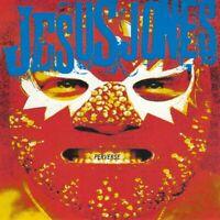 JESUS JONES Perverse CD Album 1993 NEUWARE 90s Independent Klassiker !