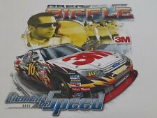 VTG Chase #16 Greg Biffle 3M Nascar Racing Double Sided Tee T Shirt WHT 2XL XXL