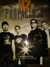 U2 Propaganda Paperback Good Condition