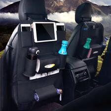 Car Back Seat Organiser Travel Storage Bag Organizer Muliti Pocket Holder Black