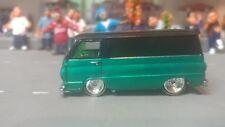 Hot wheels Dodge A100 van  custom
