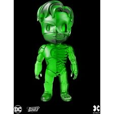 DC XXRAY Deluxe Figure Green Lantern Clear Green Edition Dissected Vinyl Art