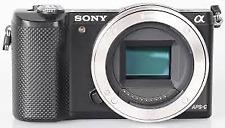 Sony A5000 Appareil Photo Numérique Corps Seulement: Noir