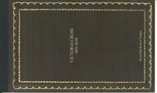 QE2 VICTORIA CROSS PRESTIGE BOOKLET DX37 2006