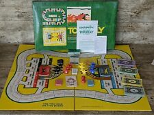 1972 Vintage Waddingtons TOTOPOLY Horse Racing Board Game