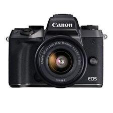 Canon EOS M5 mit Canon EF-M 15-45mm IS STM Objektiv Neuware vom Fachhändler M 5