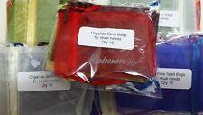 10 Organza Bags for ritual a spellwork supplies