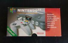 Demo Nintendo 64 - VHS