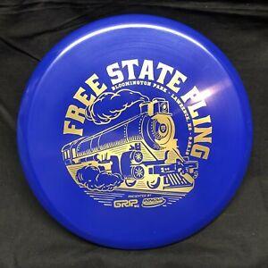 Innova Star Aviar3, 175 g, blue, Free State Fling steam train engine