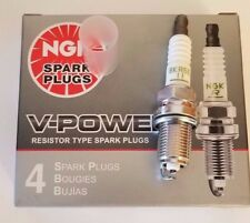 4 NGK SPARK PLUGS BKR5E-11 6953 V-POWER