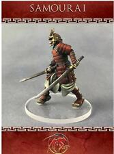 Sygill Forge Japanese Samourai Warrior