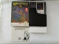 Gauntlet II - Nintendo NES Game [PAL A UKV] - CIB