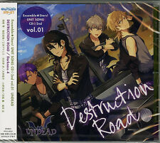 UNDEAD-ENSEMBLE STARS!' UNIT SONG CD DAI 2 DAN UNDEA-JAPAN CD C15