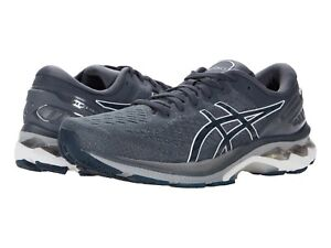 Men's Asics Gel-Kayano 27 1011A767-023 in Carrier Grey/French Blue Sz 8-13 New