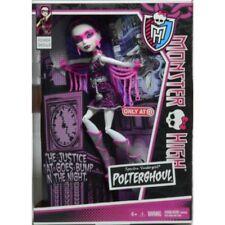 RARE Monster High Spectra Poltherghoul NEUVE
