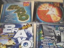Bravo Hits Vol.25,26,27,28,29,31,32,33  ,,Sammlung ,Sehr guter Zustand