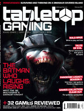 Tabletop Gaming Magazine Dec 2020 Edigimon Trading Card Game Beyond The Sun