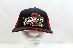 Cleveland Cavaliers New Era 59 Fifty Fitted Hat 7 1/2 NBA Black