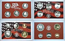 2006-S 10 Coin Silver Proof Set OGP W/COA