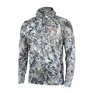 SITKA Men's Core Lightweight Hunting Hoody Optifade Elevated II X-Large