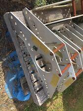 """Greenlee 5018267 883 Hydraulic 1-1/4"""" -3"""" Conduit Pipe Bender Bending Mach Frame"""