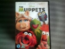 THE MUPPETS*DVD*JASON SEGEL*AMY ADAMS*CHRIS COOPER*FAMILY FILM*COMEDY*RATED U