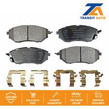Front PPF Semi-Metallic Brake Pads For Subaru Outback Forester Legacy WRX B9