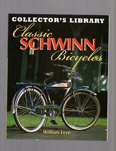 Classic Schwinn Bicycles by William Love