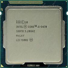 Intel Core CPU i5-3470 - 3.2 GHz Quad-Core