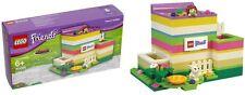 LEGO 40080-Friends Stiftehalter-Ordnen&sortieren Sie Ihren Schreibtisch-neu-new