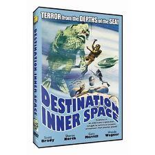 Destination Inner Space (DVD, 2011) Scott Brady-Underwater-Invasion