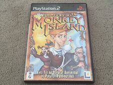 Escape from Monkey Island (Sony PlayStation 2, 2000) AUS PAL Complete